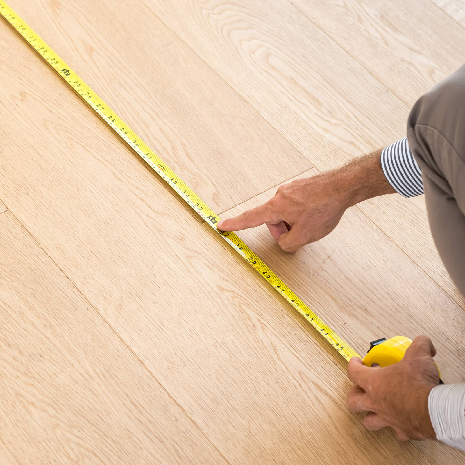 Measurement of flooring | Pilot Floor Covering