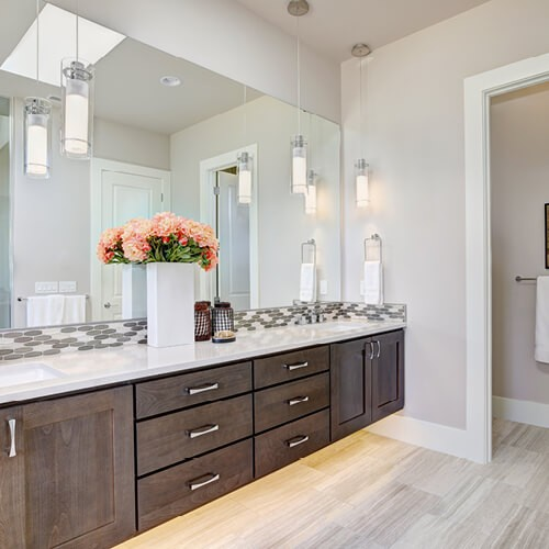 Bathroom vanities | Pilot Floor Covering