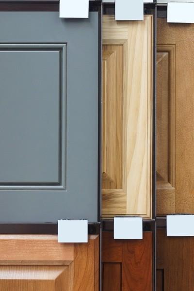 Cabinet samples   Pilot Floor Covering