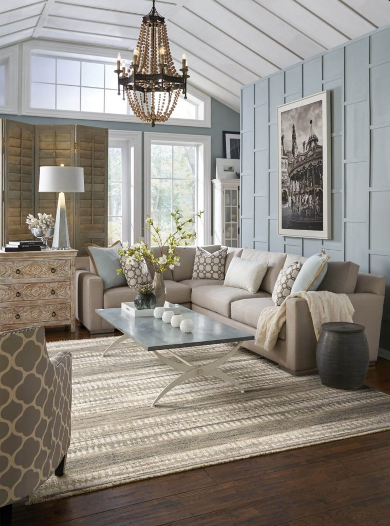 Living room interior | Pilot Floor Covering