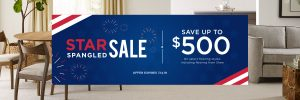 Star spangled sale banner | Pilot Floor Covering