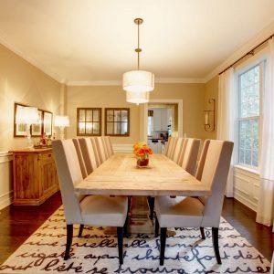 Dining room interior | Pilot Floor Covering